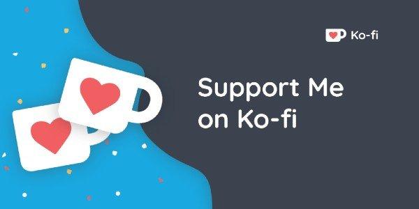 ko-fi logo