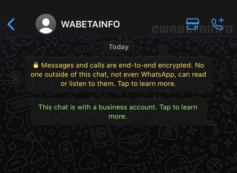 Catalogo llamadas WhatsApp Business
