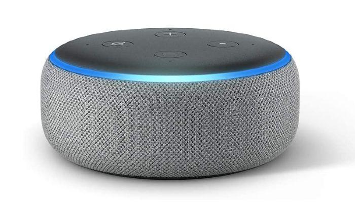 Echo dot altavoz inteligente Amazon