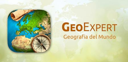 GeoExpert juego de geografía para Android e iOS