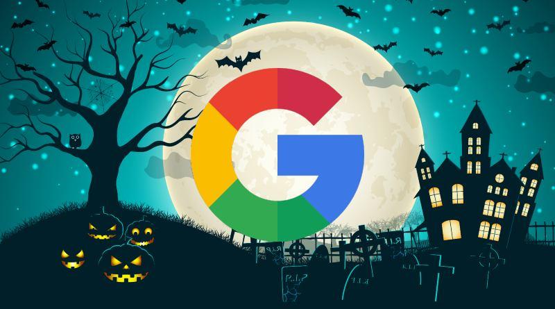 Google Halloween Funciones