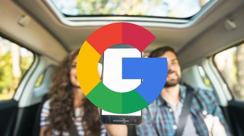 Modo conducción Google Maps