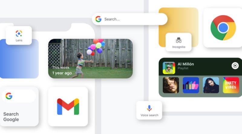 Widgets de Google
