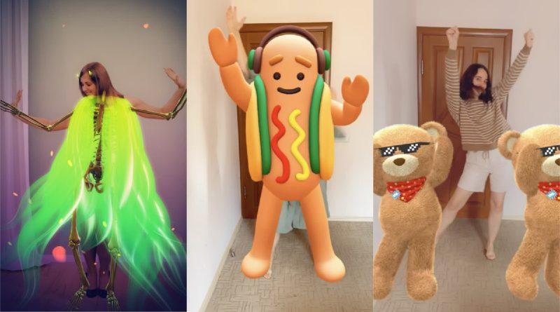 Snapchat Disfraz Hot Dog