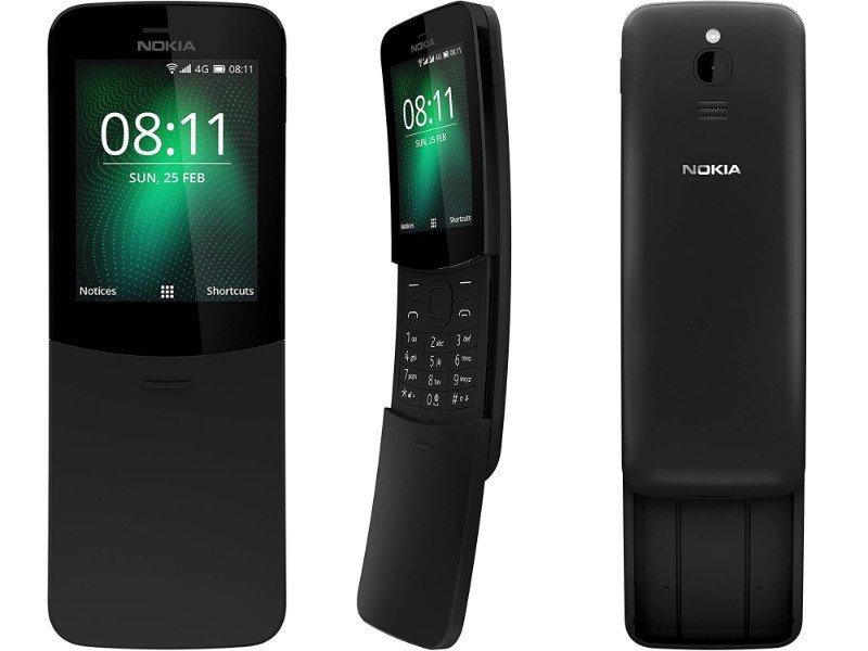Móvil sencillo Nokia