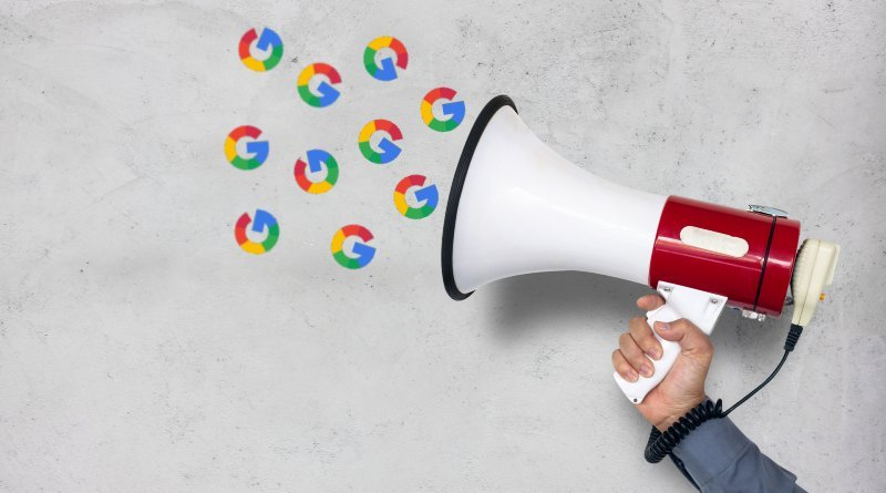 Notificar alertas ruidos Google