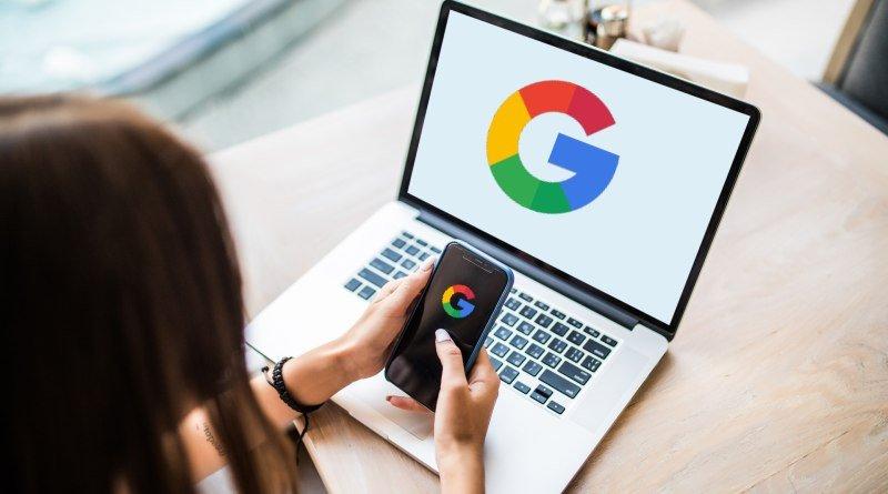 Google Chrome búsqueda por pestaña