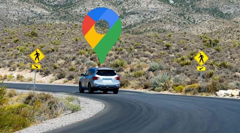 Google Maps personalizar ruta