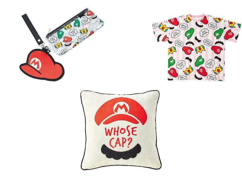 Souvenirs de Mario Bros