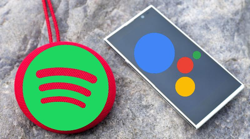 Spotify asistente Google Podcasts