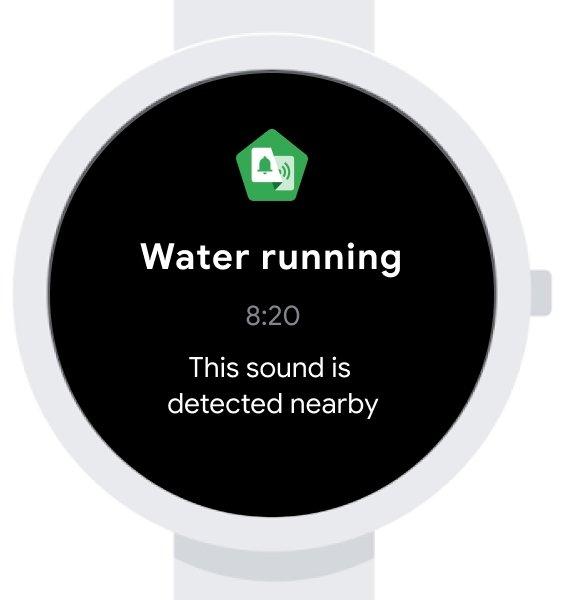 Reloj inteligente de Google