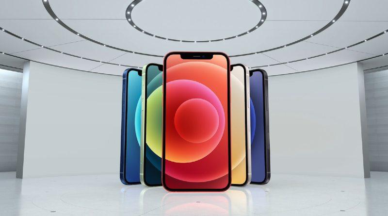 Teléfono iPhone 12