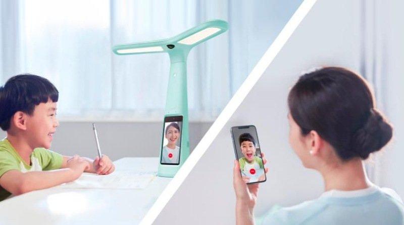 Lámpara inteligente educativo ByteDance