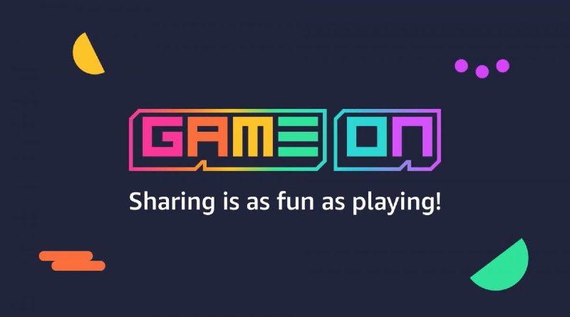 Gameon app videojuegos