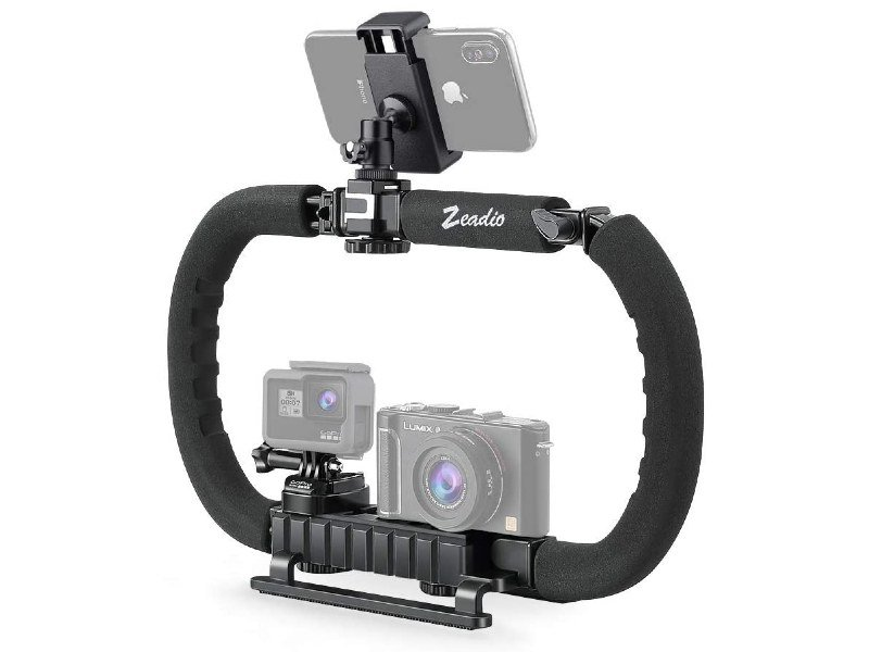Zeadio gimbales smartphone