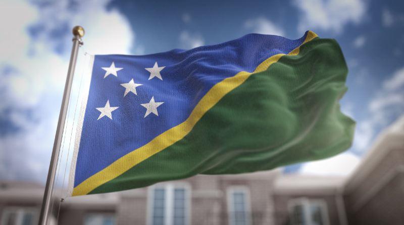 Bandera Islas Salomon