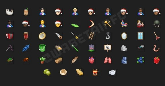 Emoji 2020 WhatsApp Beta