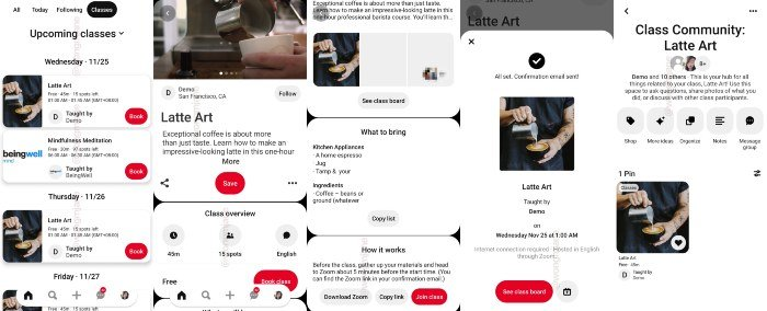 Promover clases online Pinterest