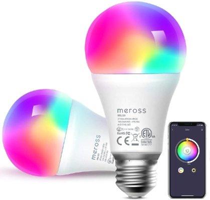 Bombilla inteligente LED