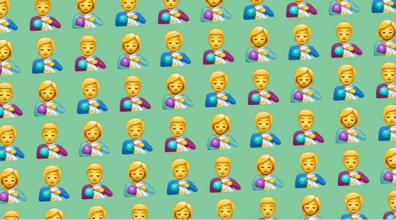 Biberon Emoji