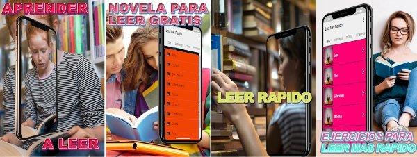 Apps para leer velozmente mejorar memoria