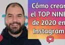 Cómo crear tu «Top Nine» de 2020 en Instagram