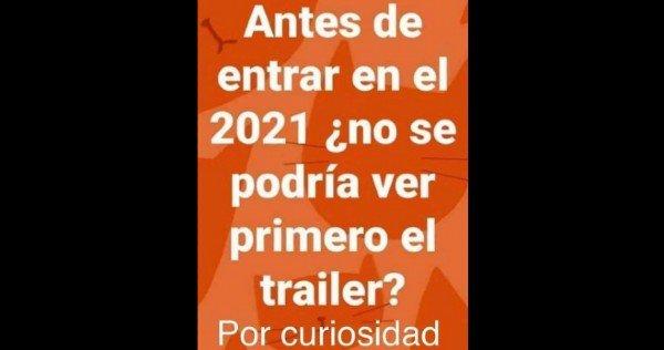 Memes de 2021 ver el trailer