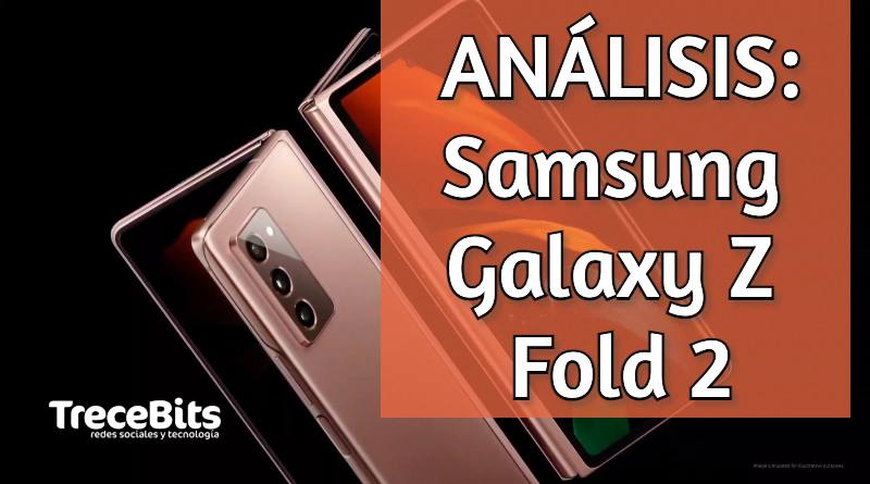 Análisis Unboxing Samsung Galaxy Z Gold 2