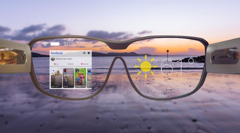 Facebook Gafas inteligentes