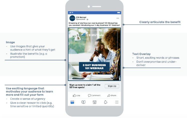 Facebook captación de leads