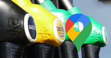 Google Maps ya muestra las gasolineras más baratas