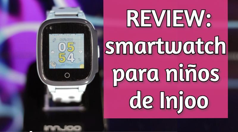 Reloj Smartwatch Injoo Kids