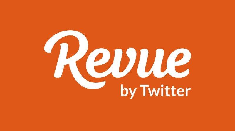 Revue newsletters Twitter