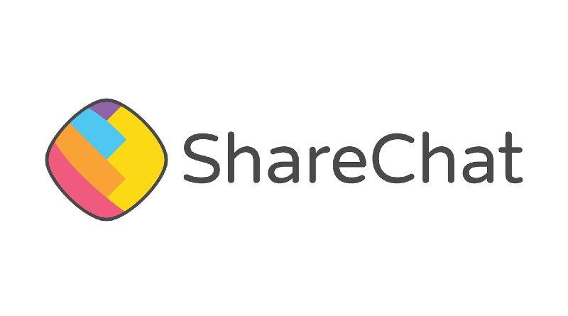 Logo de Sharechat