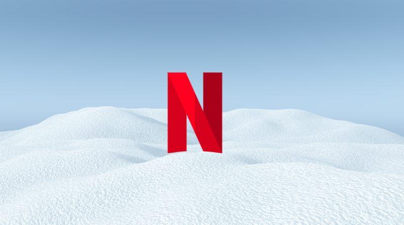 Netflix logo winter