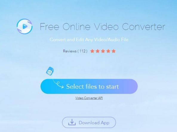 Apowersoft aplicación gratuito para cambiar formato de vídeo