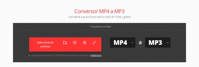 Suite de herramientas de conversión de archivos