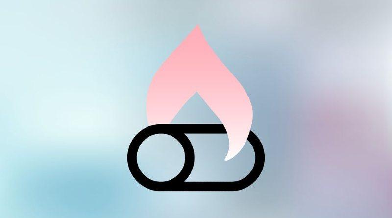 Logotipo de la app Fireside