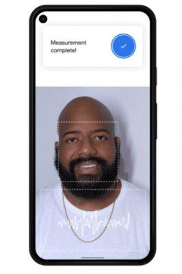 Camara Google Fit