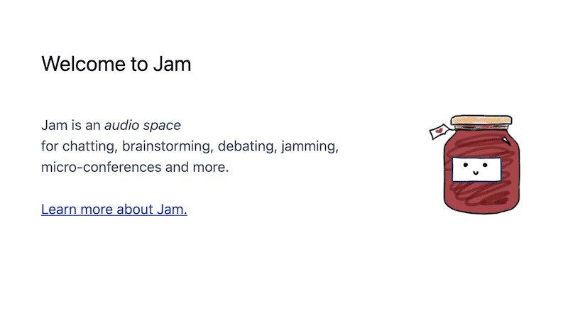 Captura de Jam