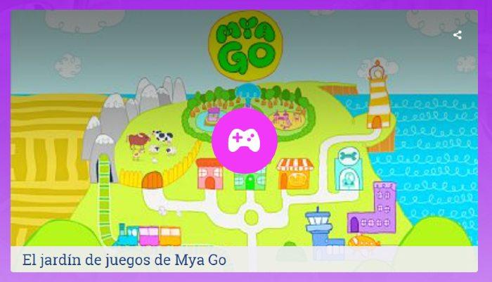 Juegos para niños gratis en la página web de Clan TVE
