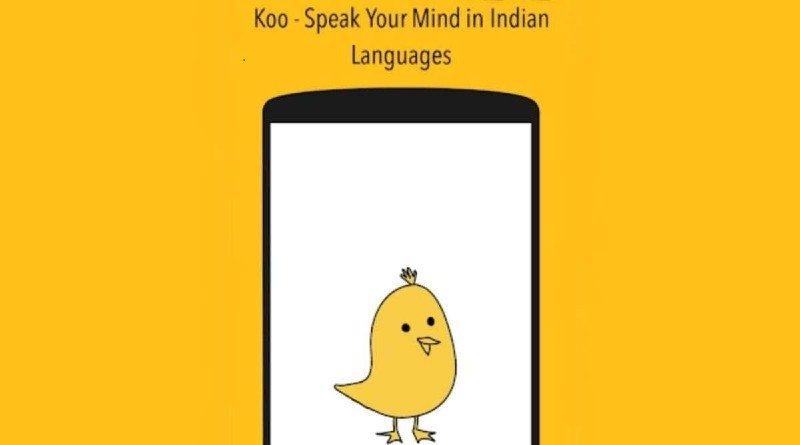 Koo el Twitter de la India