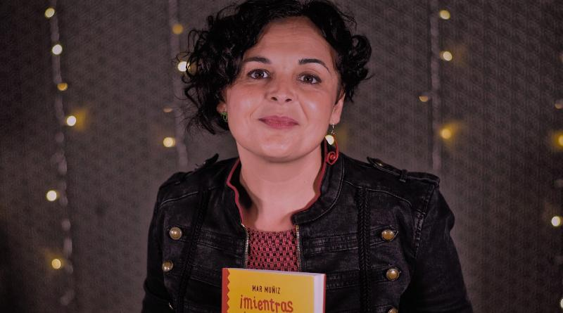 Periodista Mar Muñiz