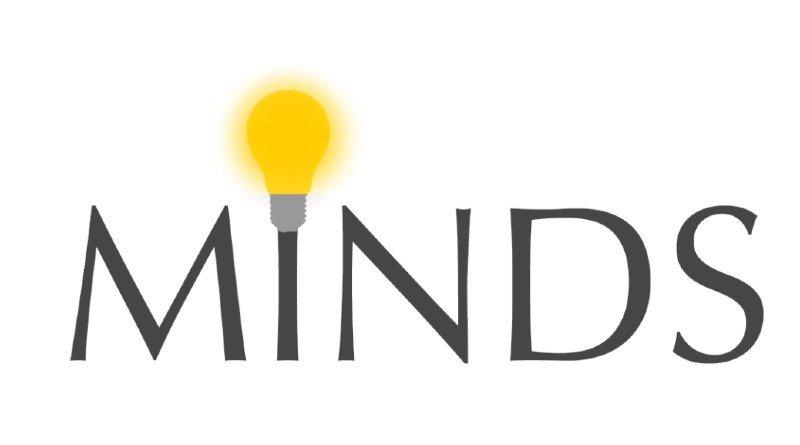 Logo de Minds, la red social que te paga por publicar