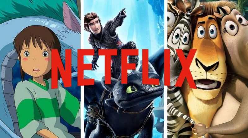 Netflix Dibujos animados