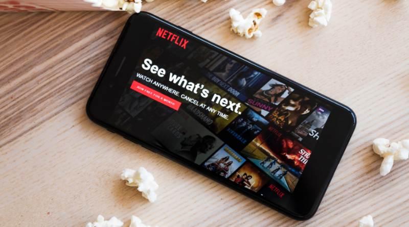 Netflix app móviles
