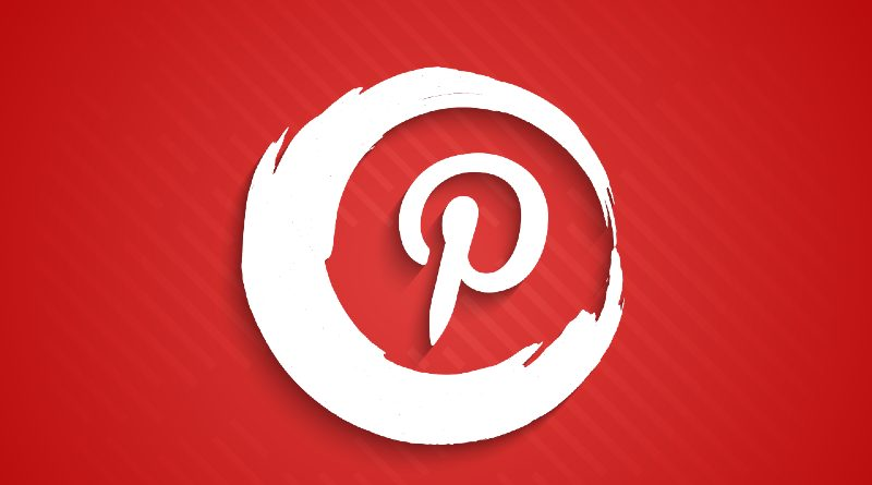 Logotipo de Pinterest en vector