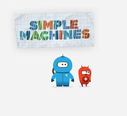 SimpleMachines juego para niños de construcción
