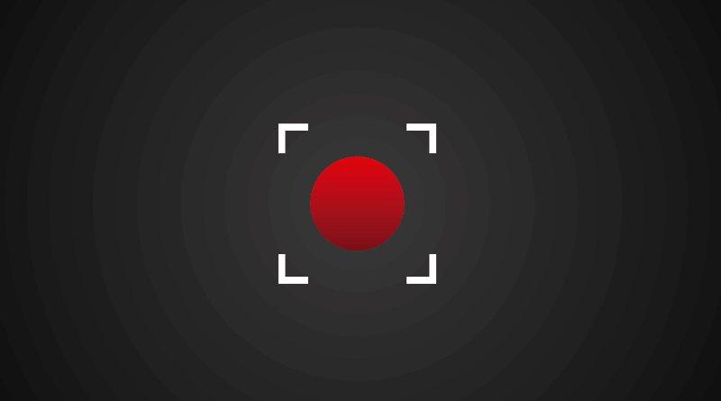 Botón de grabar
