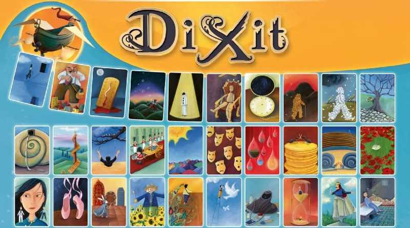 Dixit print and play